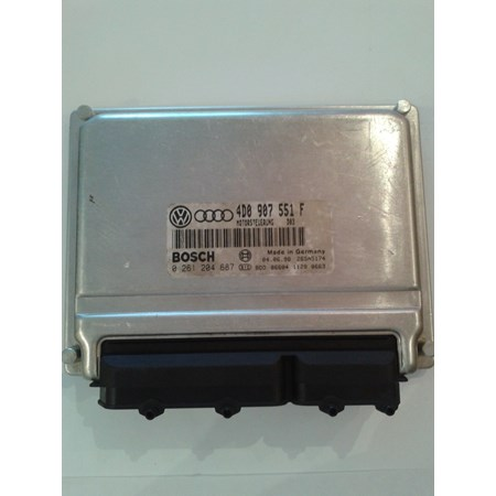 Módulo de Injeção Audi A4 / A6 2.8 Passat / Variant 2.8 - 0261204687 - 4D0907551F - Bosch Original