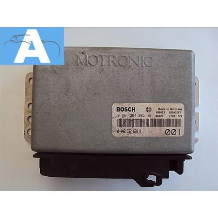Modulo Injeção Fiat Marea 2.0 20V - 0261204905 - 00465326980 - Bosch