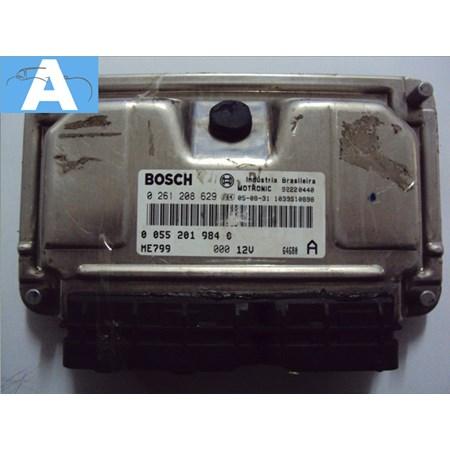 Módulo de Injeção Fiat Idea 1.4 Flex - 0261208629 - 00552019840 - Original