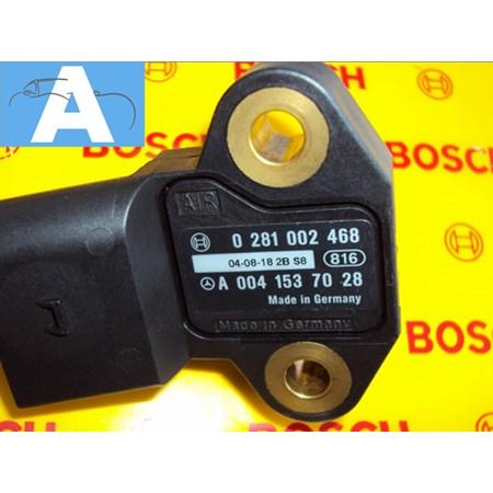 Sensor Pressão MAP Mercedes Benz 0281002468  A0041537028 Bosch