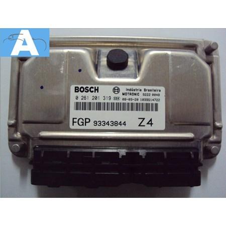 Modulo de Injeção GM Vectra 2.4 Flex Autom 08/09 - 0261201319 - 93343844 (NOVO)