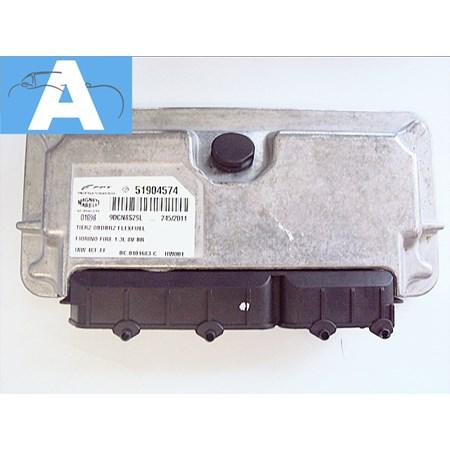 Modulo Injeção Fiat Fiorino 1.3 8V Flex - IAW4CFFF - 51904574 - NOVO *PREÇO SOB CONSULTA*
