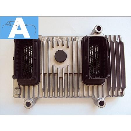 Modulo de Injeção Fiat Linea 1.8 16v - 51910768 - Iaw7gfdi - NOVO