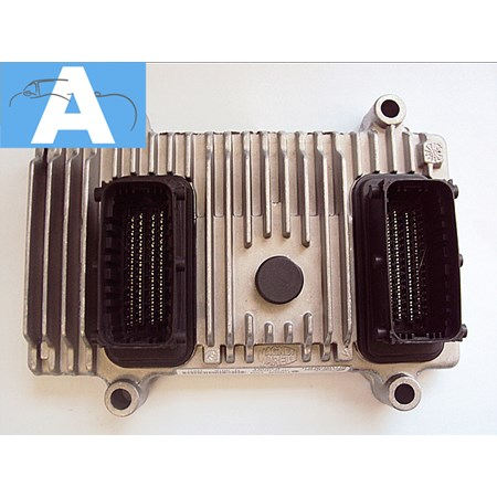 Modulo de Injeção Fiat Uno 1.4 Evo 8v - 51898649 - iaw7gfe4 - NOVO