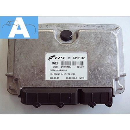 Módulo de Injeção Fiat 51901588 - IAW 4DF.CB - NOVO