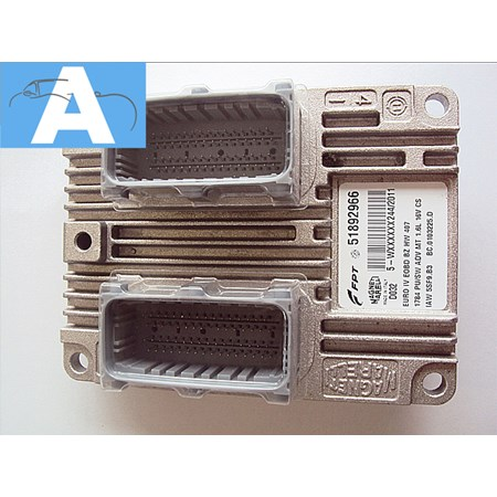 Modulo de Injeção Fiat Palio/Strada/Punto/Bravo - IAW5SF9B3 - 51892966 - NOVO *PREÇO SOB CONSULTA*