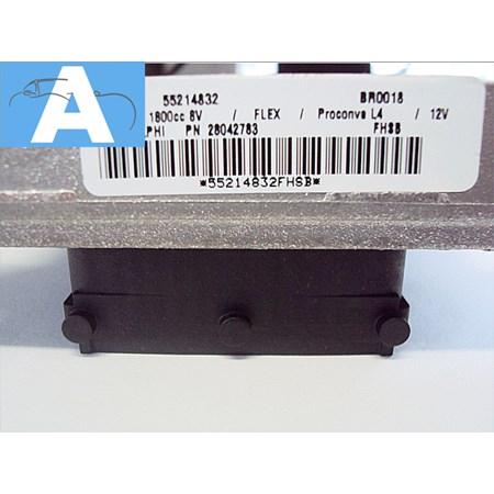 Modulo de Injeção Fiat Punto 1.8 8v Flex - 55214832 - FHSB - NOVO