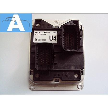 Modulo de Injeção GM Astra 2.0 0261208383 - 93310598 novo