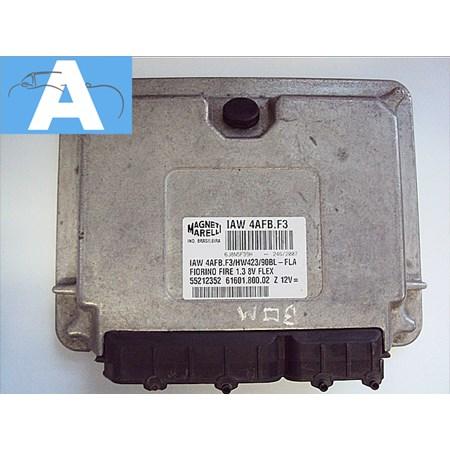 Modulo de Injeção Fiat Fiorino Fire 1.3 8v Flex - IAW4AFBF3 - 55212352