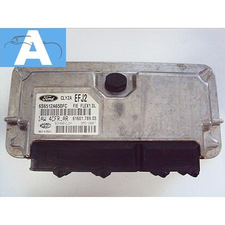 Módulo Injeção Ford Fiesta 1.0 Flex - IAW 4CFR.AR - 6S6512A650FC - Original *PREÇO SOB CONSULTA*