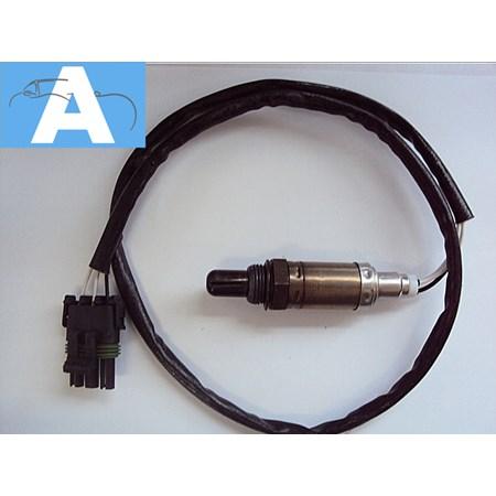 Sonda Lambda - Renault - 3 Fios - 0258003715 - 7700872878