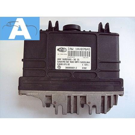 Modulo de Injeção VW Saveiro 1.6 Gasolina 97... 308906021E - IAW1AVB76AS *PREÇO SOB CONSULTA*