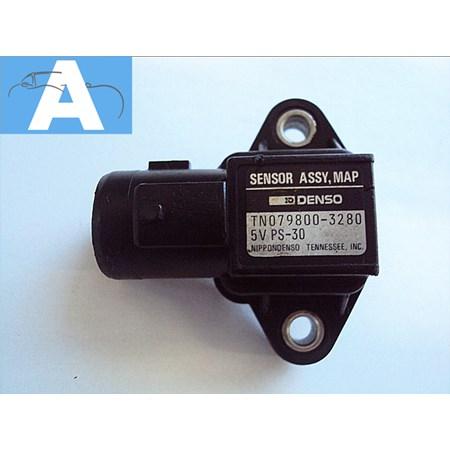 Sensor de Pressão / MAP Honda Accord / Civic - TN079800-3280 - Original Denso