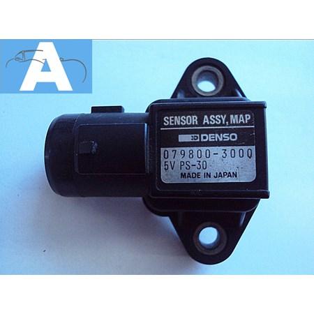 Sensor de Pressão / MAP Honda Honda Accord Prelude Civic - 079800-3000 Original Denso