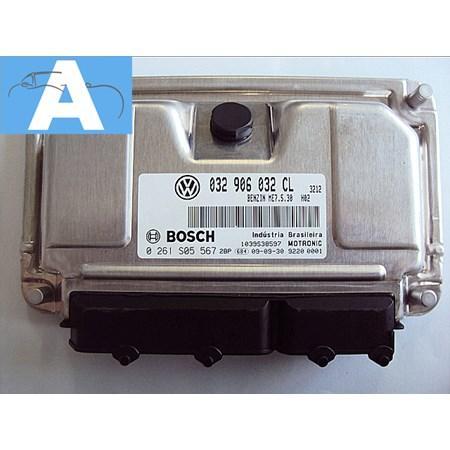 Modulo Injeção Volks Gol G5 - 0261S05567 - 032906032CL BOSCH (NOVO) *PREÇO SOB CONSULTA*