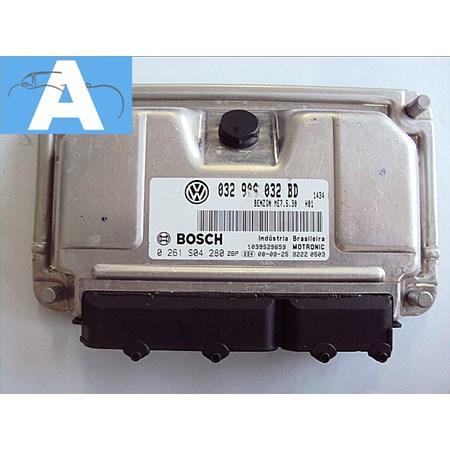 Modulo Injeção Volks Fox Gol G5 1.6 Flex 0261S04280 032906032BD - (NOVO)