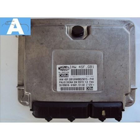 Modulo de Injeção Palio / Siena IAW4SFGB1 - 55199016