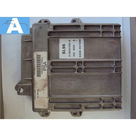 Modulo Injeção Peugeot 306 / Citroen Xantia 1.8 16v. - 21653729-0 - 9636007080*PREÇO SOB CONSULTA*