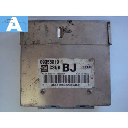 Modulo de Injeção Corsa 1.0 8v Gasolina 09355819 CSUK BJ