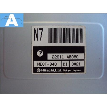 Modulo Injeção Subaru Legacy - 2611AB080 - *PREÇO SOB CONSULTA*