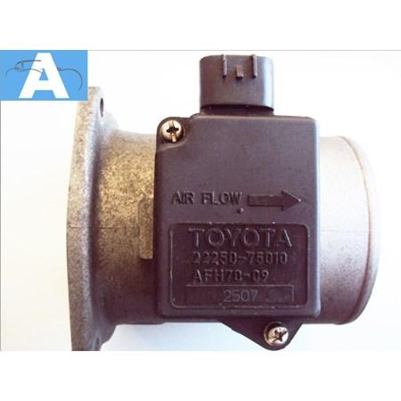 Medidor de Fluxo de Ar / MAF Toyota Hillux SW4 94/95 22250-75010 - AFH70-09