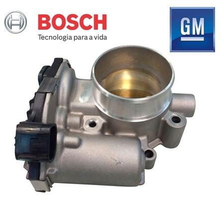 Corpo Borboleta TBI Agile Cobalt Prisma 1.4 flex 0280750508 94703005 Original Bosch NOVO