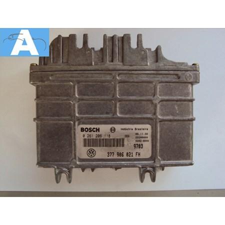 Modulo Injeção Volks Gol 1.0 8v - 0261206118 - 377906021FH - Bosch (novo) *PREÇO SOB CONSULTA*