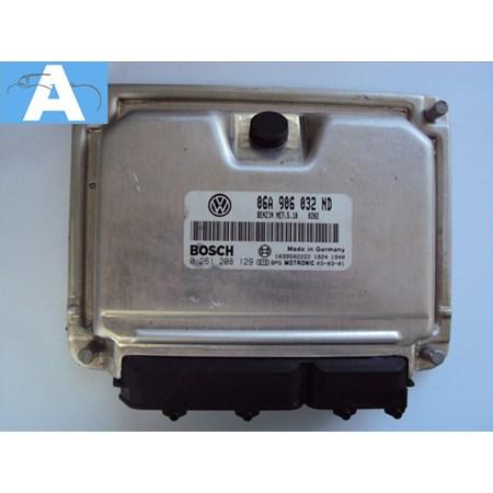 Modulo de Injeção Golf 06a906032nd - 0261208129