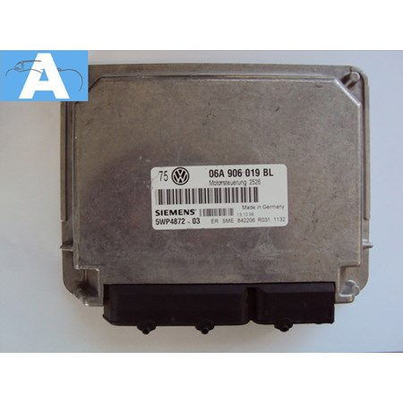 Modulo de Injeção Golf 1.6 / Audi A3 06a906021bl - 5wp487203