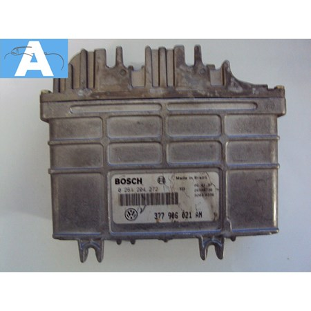 Modulo de Injeção VW Gol 1.0 8v 0261204272 - 377906021an