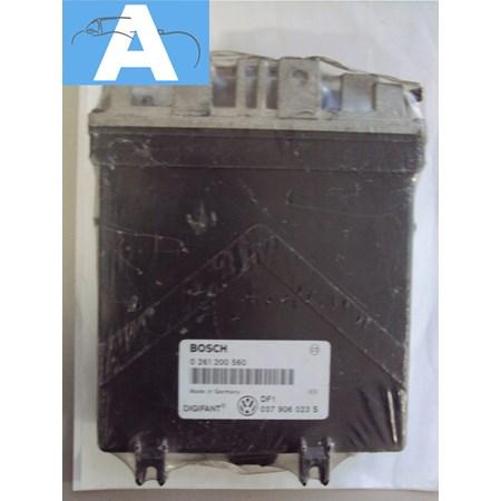 Modulo de Injeção Audi / Golf 0261200560 - 037906023S