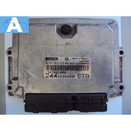 Modulo de Injeção Ducato 2.8 Diesel 0280012474 1347431080