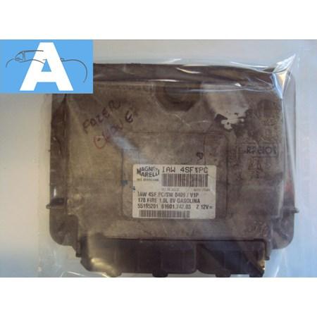Modulo Injeção Palio / Fiorino 1.0 8v. Gas. Fire IAW 4SF.PC - 55195201