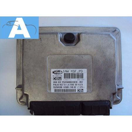 Modulo de Injeção FIAT Palio 1.4 8v Flex - IAW 4SF.PD - original