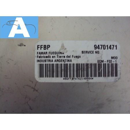 Modulo Injeção GM Celta / Corsa 1.0 8V Flex - 94701471 - FFBP - Original