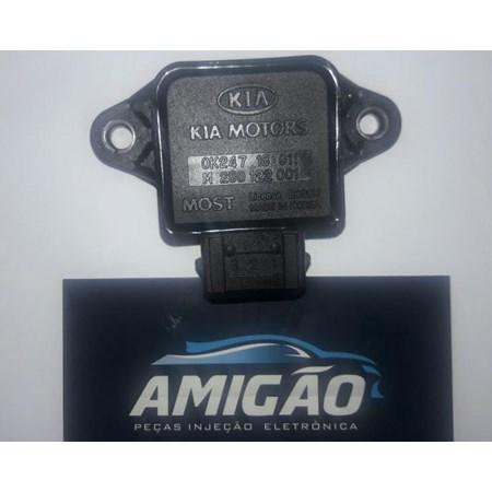 Sensor Borboleta TPS Kia Clarus M280122001  0K24718911  Original