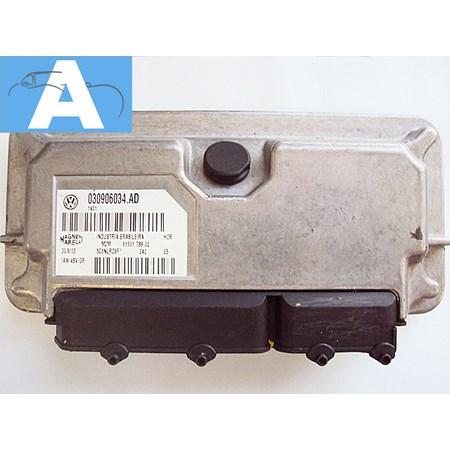 Modulo Injeção Gol / Fox / Parati 1.0 8V Flex - 030906034AD - IAW 4BV.GR