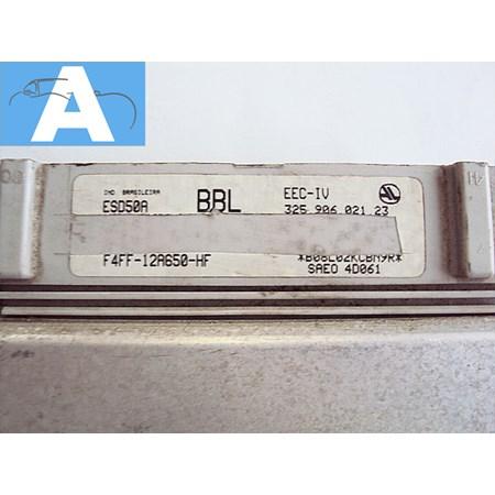 Modulo de Injeção VW Santana 2.0 Gas - 32590602123 - F4FF12A650HF *PREÇO SOB CONSULTA*