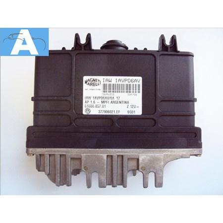Modulo de Injeção VW Gol / Saveiro 1.8 Gas. - 377906021EQ - IAW1AVPD8AV