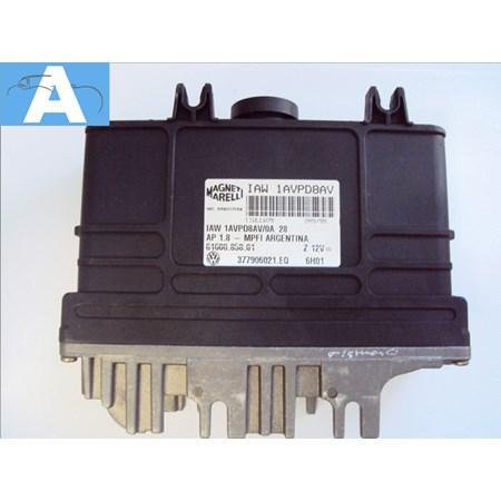 Modulo de Injeção VW Gol Parati 1.0 16V Gas. - 377906021AG - IAW1AVS70BQ