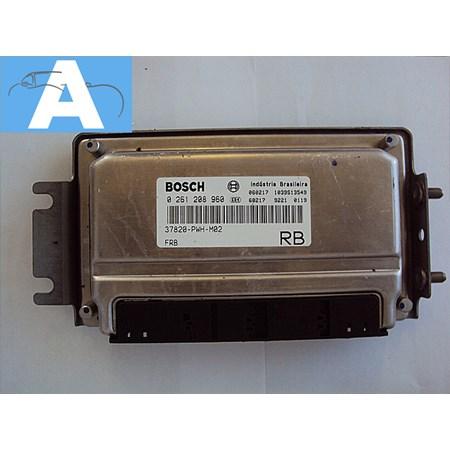 Modulo de Injeção Honda Fit 1.4 0261208960 - 37820pwhh02