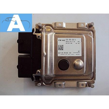 Modulo de Injeção Vw Gol / Fox / Polo G6 flex - 030906020b - 0261s06892 Bosch Novo