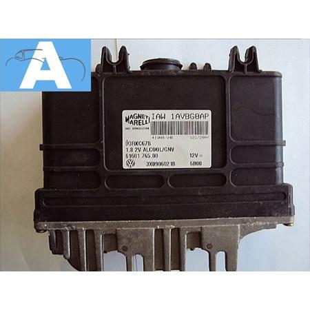 Modulo de Injeção VW Santana 1.8 Alcool / GNV - 3X0906021B - IAW1AVBG8AP *PREÇO SOB CONSULTA*