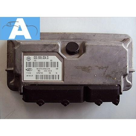 Modulo de Injeção VW Gol G3 1.0 8v. Gasolina - 030906034S - IAW4EVAR NOVO *PREÇO SOB CONSULTA*