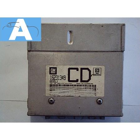 Modulo de Injeção GM Blazer 2.2 Efi 96/96 gasolina - 16231349 - BSSJ