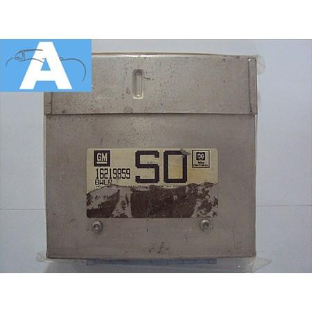 Modulo Injeção Corsa 1.0 8V - MPFI - Gasolina - 16219859 SO - BWLP