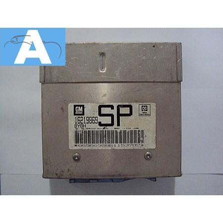 Modulo de Injeção GM Corsa 1.0 8v mpfi gasolina - 16219869 - BZYK *PREÇO SOB CONSULTA*