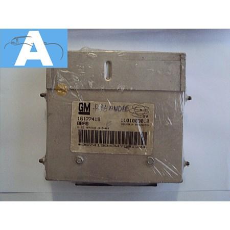 Modulo de Injeção GM Monza / Kadett / Ipanema 2.0 Alcool - 16177419 - BBAB *PREÇO SOB CONSULTA*