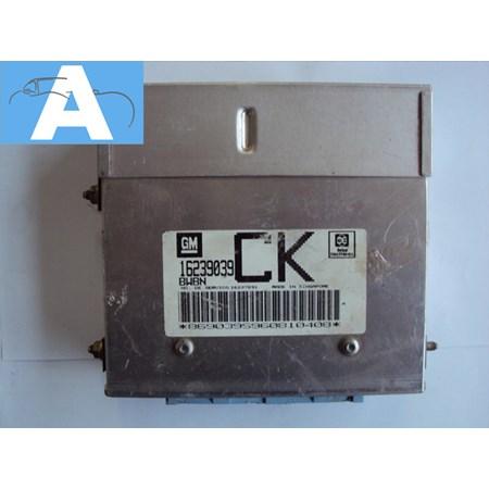 Modulo de Injeção GM Blazer / S10 2.2 EFI gasolina 16239039 CK - BWBN