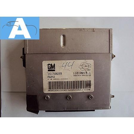 Modulo de Injeção GM Kadett 1.8 2.0 Gasolina - 16158699 AWXW- Original